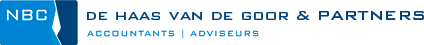 NBC De Haas Van de Goor & Partners accountants | adviseurs Logo